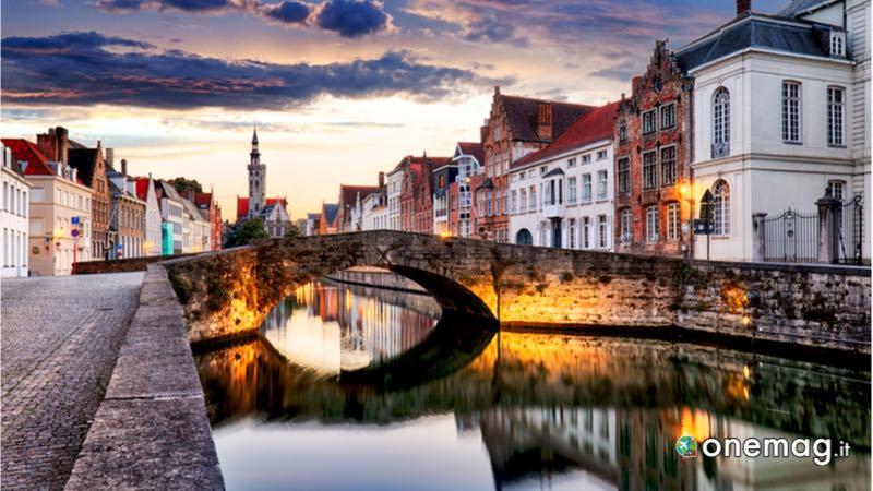 Cinque idee di viaggio, Le Fiandre in Belgio