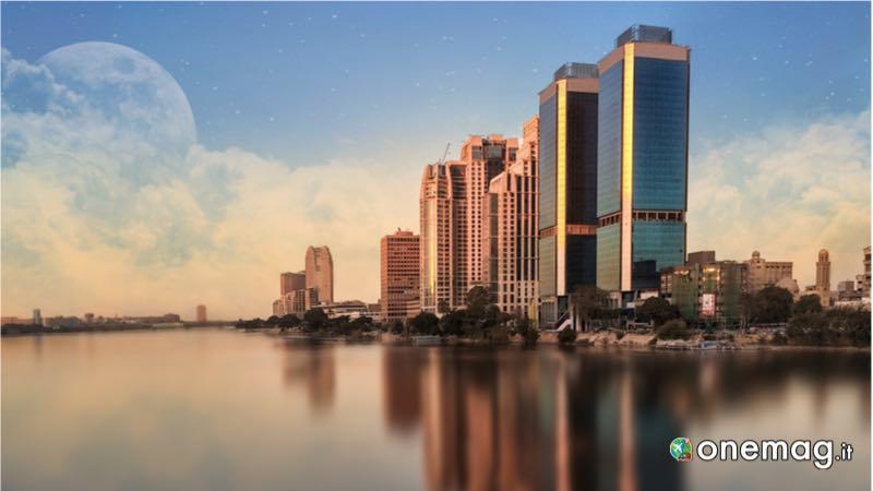 Cinque idee di vacanze, Il Cairo