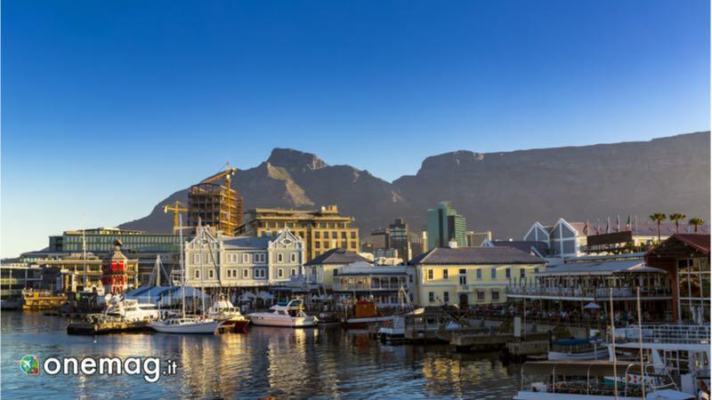 Cinque idee di vacanza, Città del Capo Sudafrica