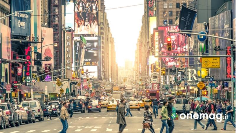 Le 5 località turistiche più costose del mondo, New York