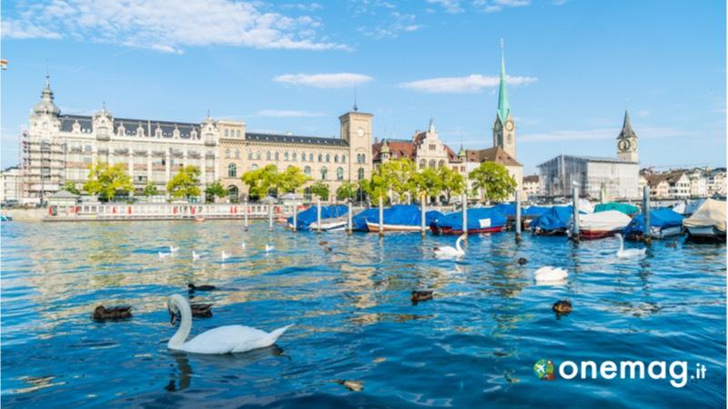 Le 5 località turistiche più costose del mondo, Zurigo