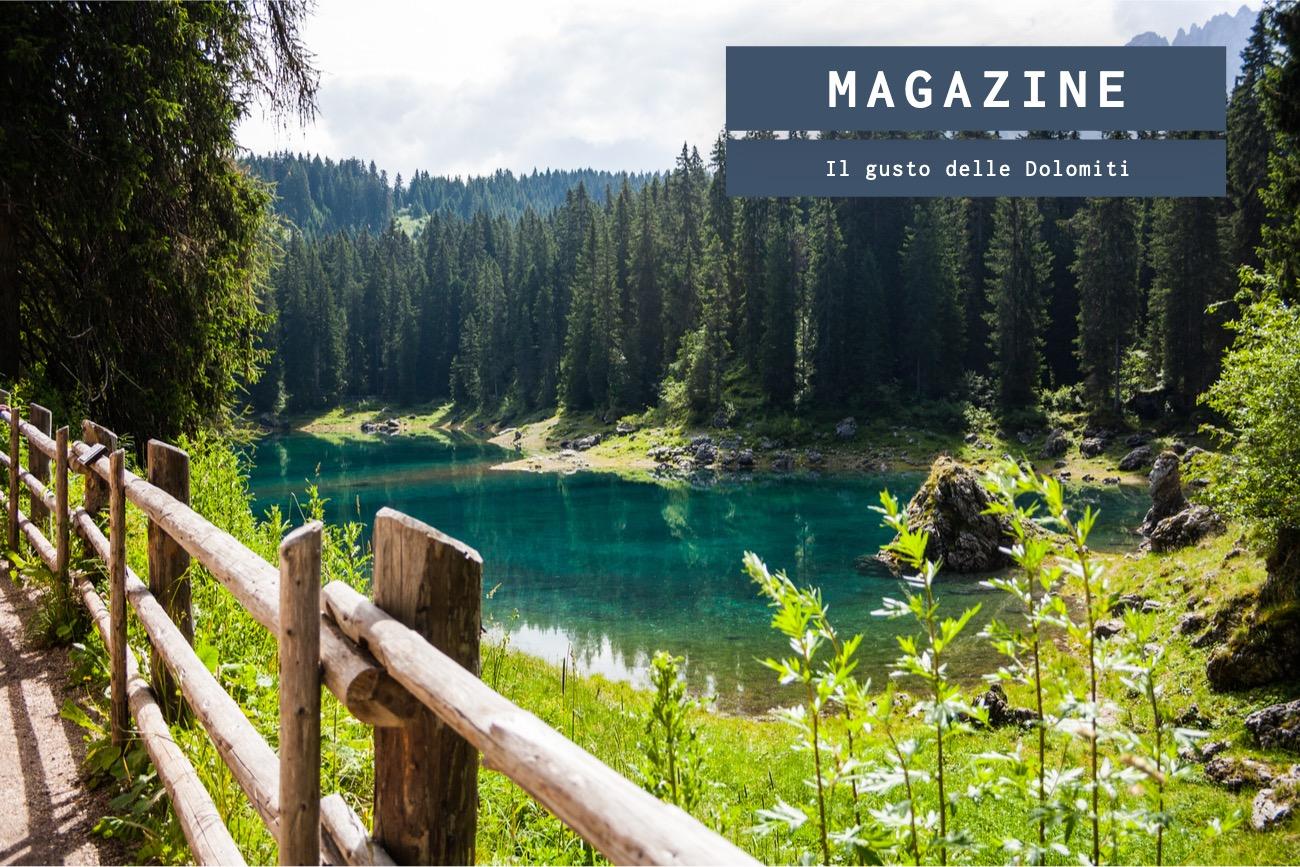 Il gusto delle Dolomiti