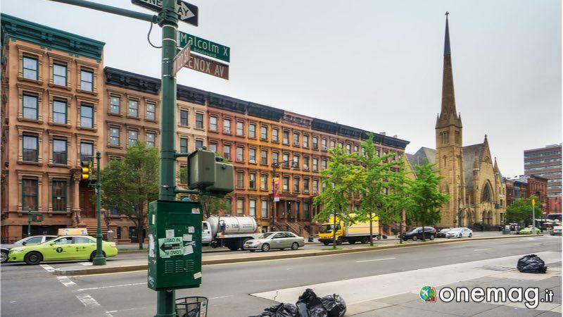 Cinque idee di viaggio, Harlem New York