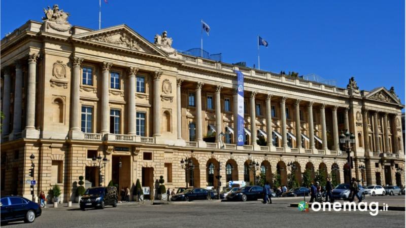 Suite prestigiosi di Parigi, Hotel de Crillon