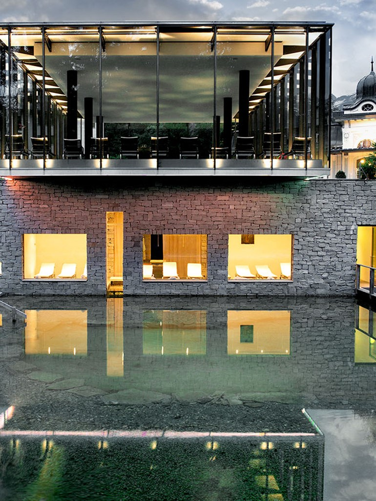 Spa Waldhaus di Flims