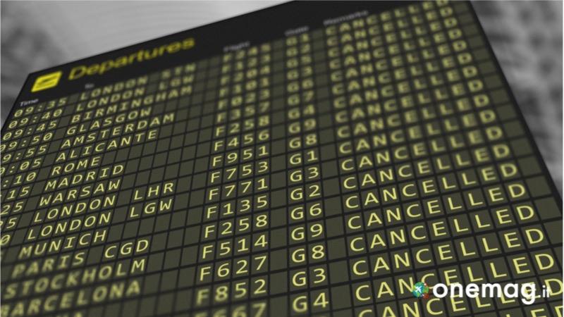 Aereo: come sopravvivere ai continui ritardi, voli cancellati