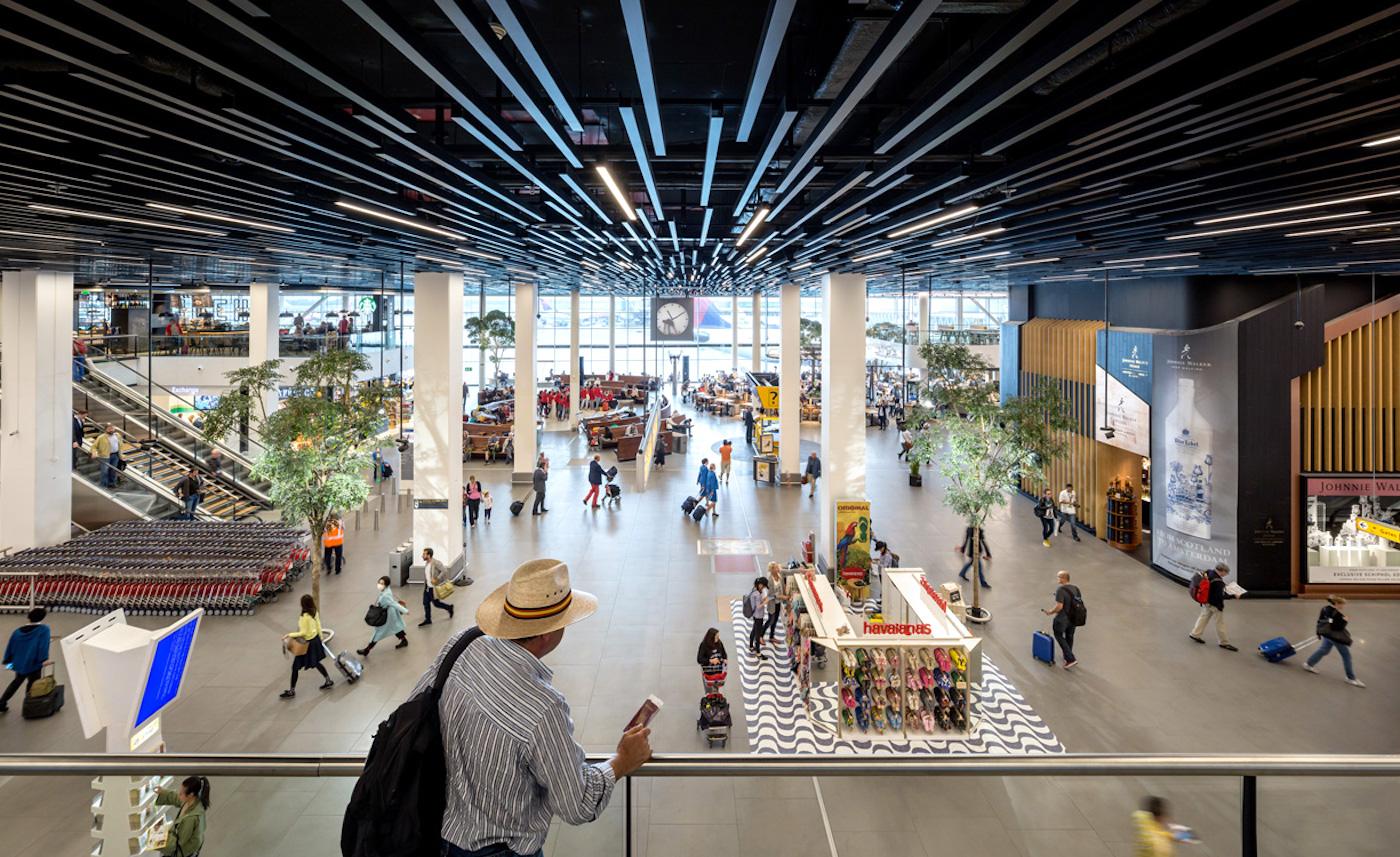 Amsterdam Schiphol Aeroporto