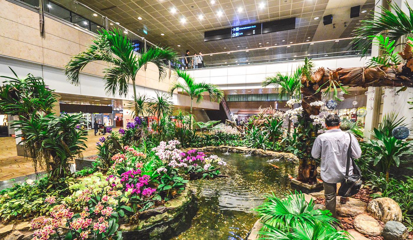 Aeroporto Changi, Singapore