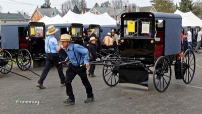 Chi sono gli Amish