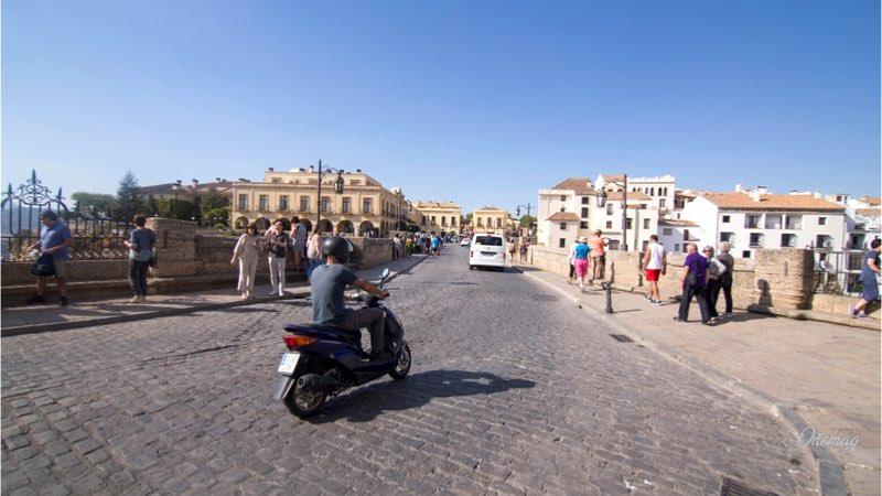 Viaggiare in Europa con la moto
