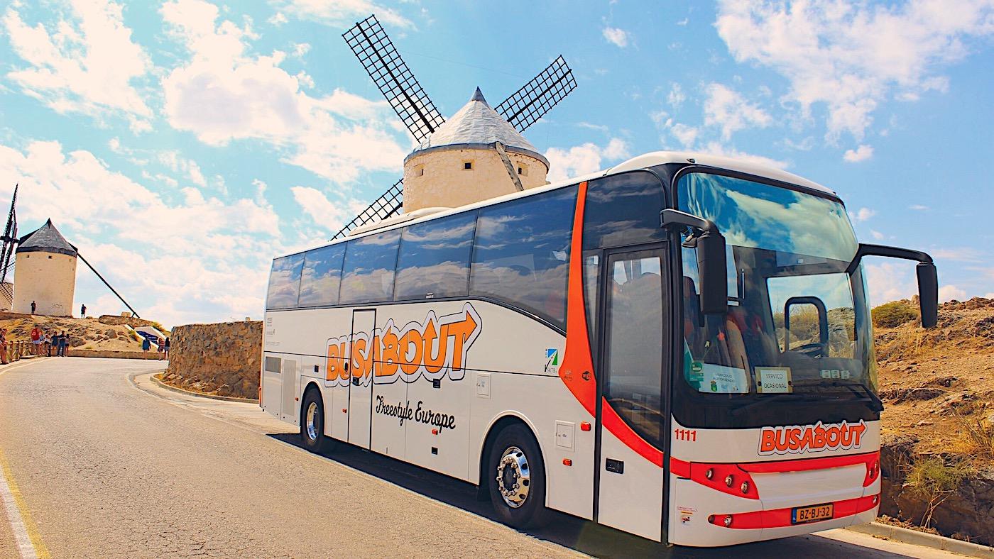 Busabout, società di viaggi in autobus