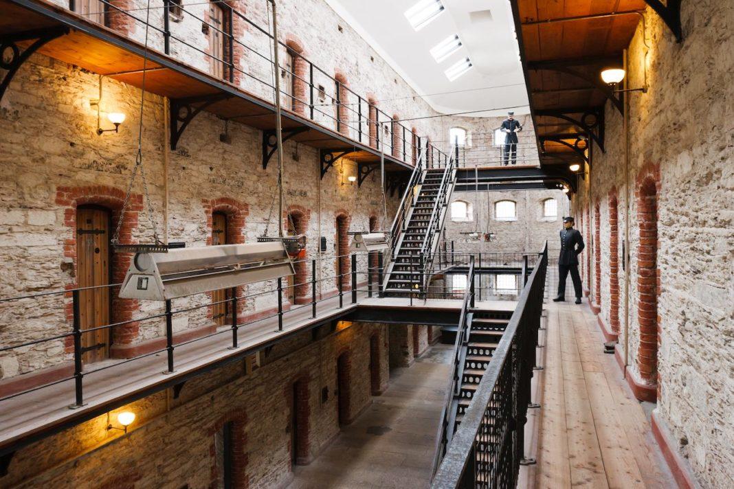 La prigione di Cork, Irlanda