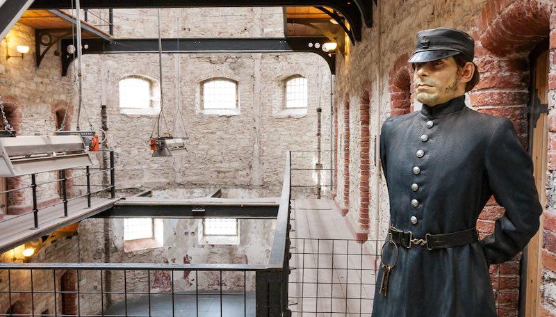 Prigione di Cork, Irlanda