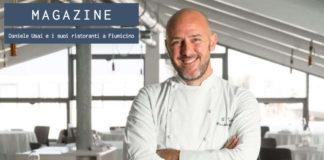Daniele Usai e i suoi ristoranti a Fiumicino