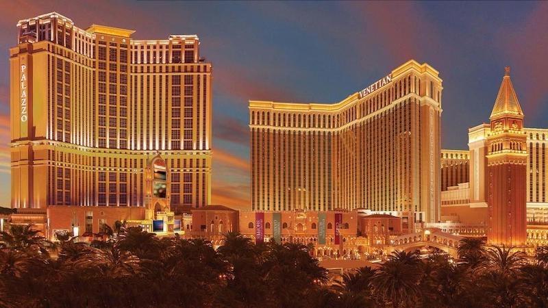 Gli hotel casinò più curiosi al mondo, PalazzoResort Hotel & Casino
