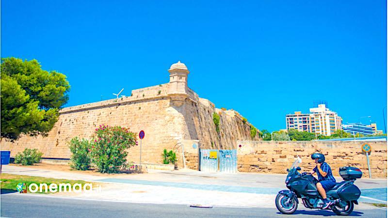 Mallorca, viaggio in moto