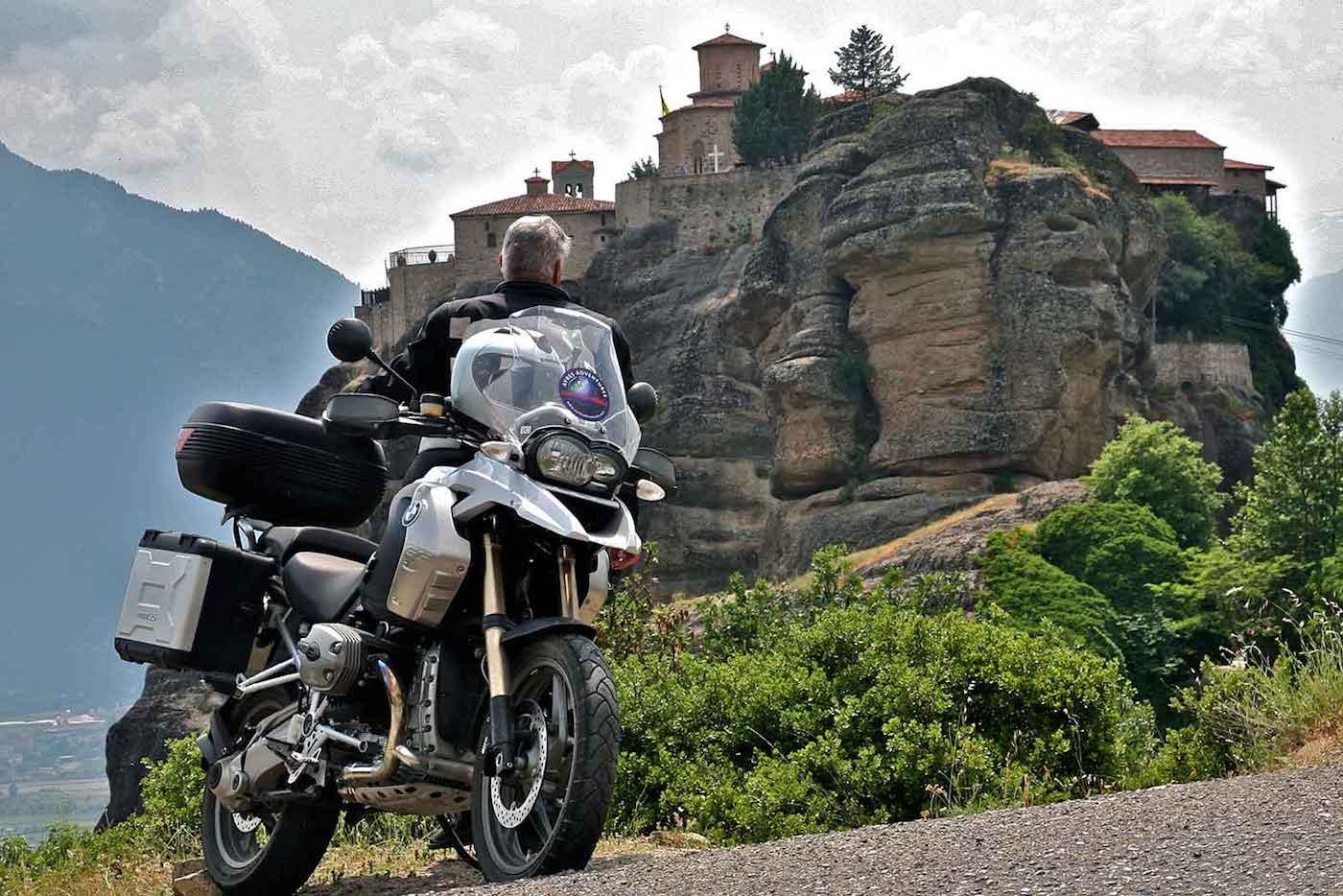 Le top 5 destinazioni europee per i motociclisti