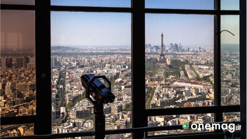 Cosa vedere a Parigi in alta stagione, la Tour Montparnasse