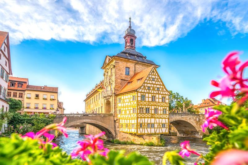 Le città più romantiche della Germania, Bamberga