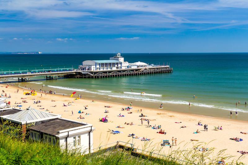 Le migliori spiagge 2018, Bournemouth