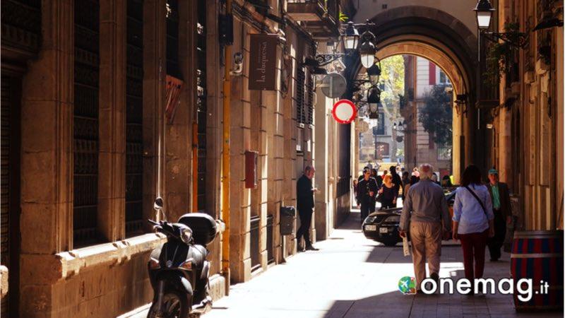 Le più belle strade di Barcellona, Carrer Petritxolè