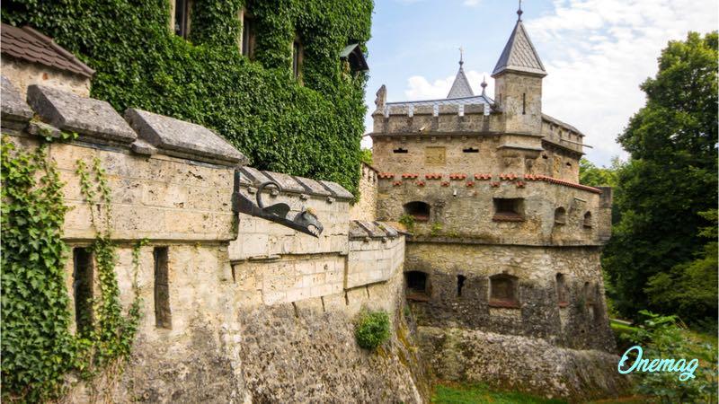 I castelli della Germania, Castello di Lichtenstein