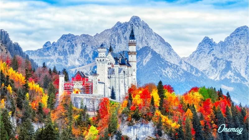 I csastelli della Germania, Castello di Neuschwanstein