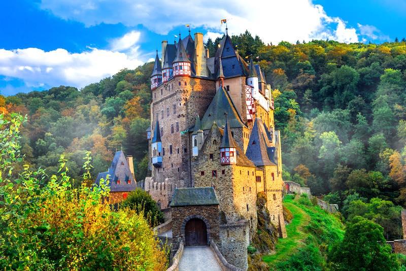 Le città più romantiche della Germania, Coblenza