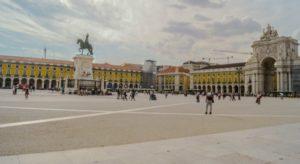 Cosa vedere a Lisbona, Piazza del Commercio