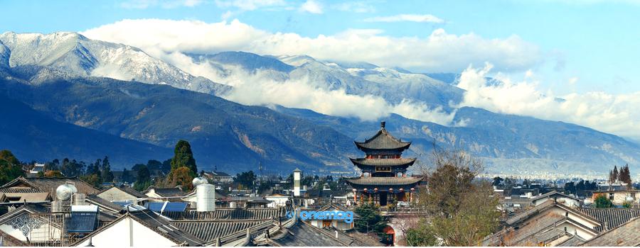 Le città romantiche della Cina, Dali