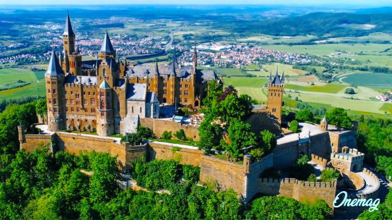 I castelli della Germania, Hohenzollern