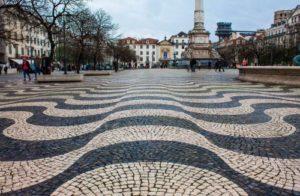 Cosa vedere a Lisbona, Piazza Rossio