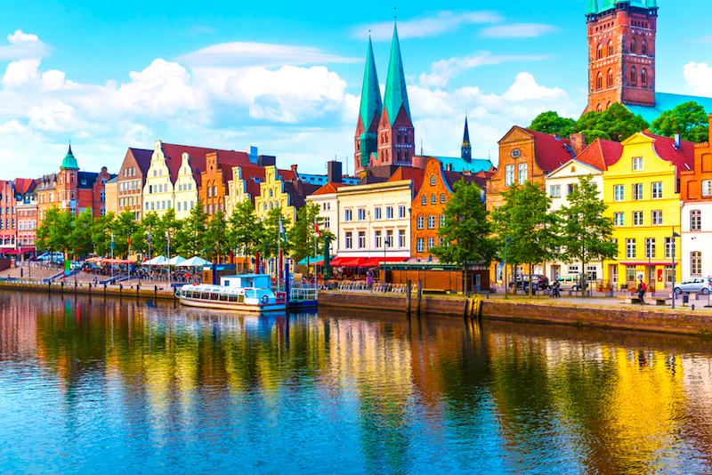 Le città più romantiche della Germania, Lubecca
