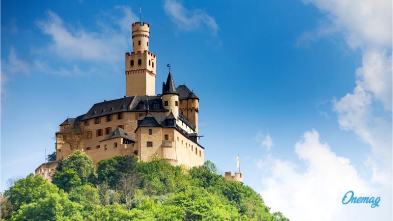 I castelli della Germania, Marksburg