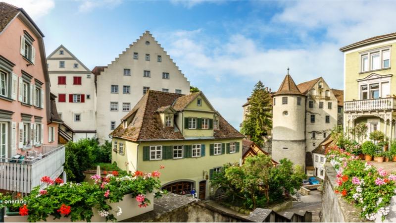 Meersburg, Germania