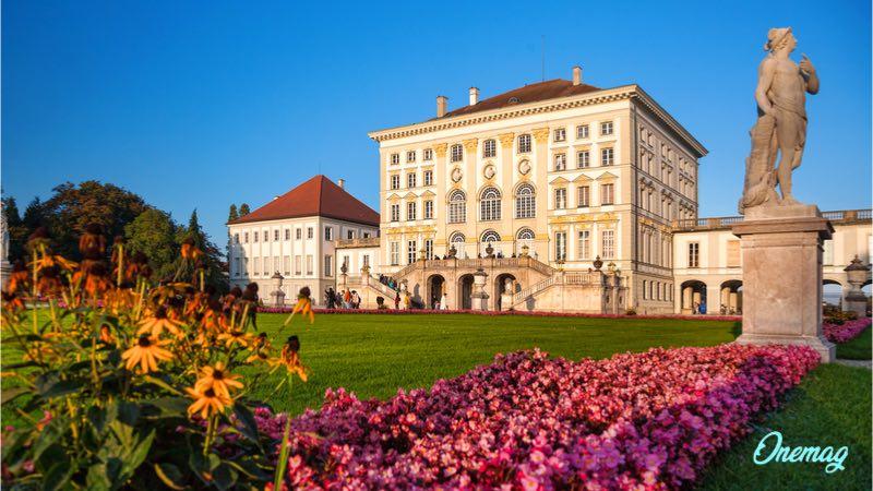 I castelli della Germania, Palazzo di Nymphenburg