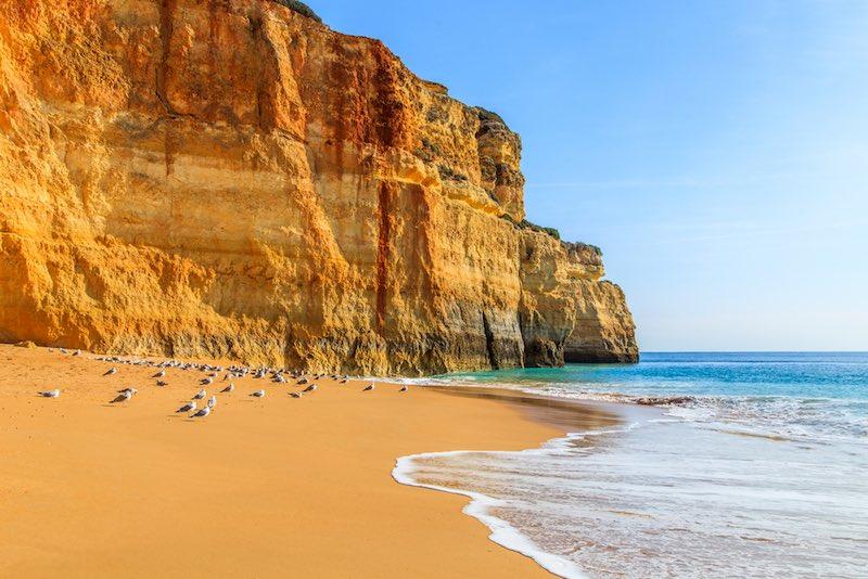 Le migliori spiagge 2018, Praia De Marinha