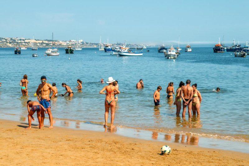 Le migliori spiagge 2018, Praia de Augustas Santas