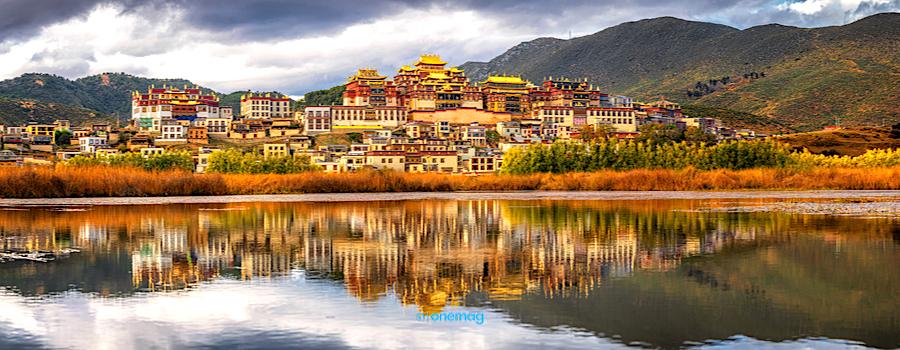 Le città romantiche della Cina, Shangri-La