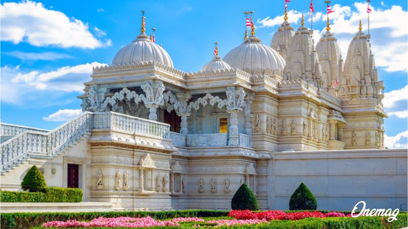 Visitare Shri Swaminarayan Mandir a Londra