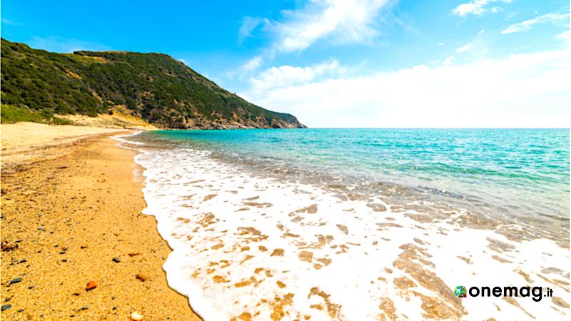 Le più belle spiagge della Sardegna, Spiaggia Solanas