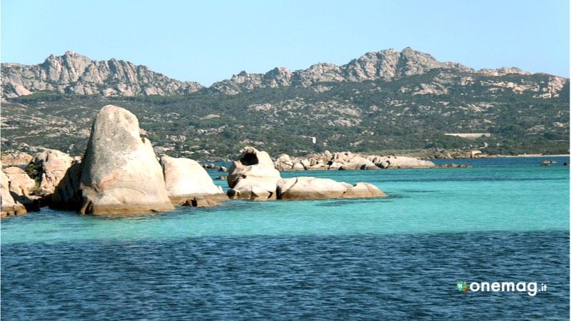 Le più belle spiagge della Sardegna, Spiaggia Testa del Polpo