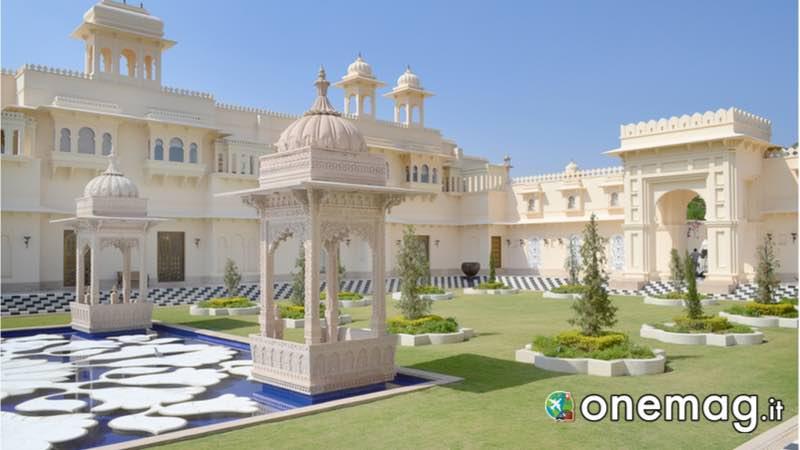 The Oberoi Vanyavilas, Rajasthan, India