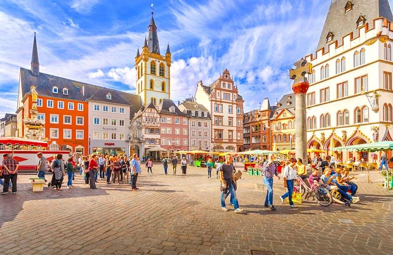 Le città più romantiche della Germania, Teviri