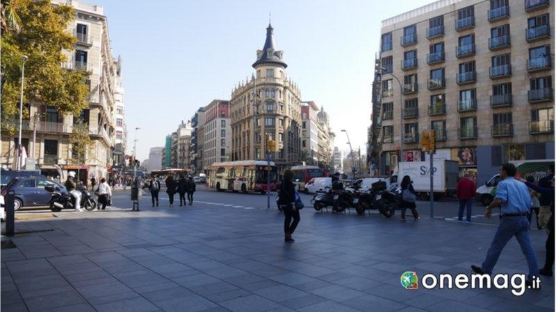Carrer d'Enric Granados, Barcellona