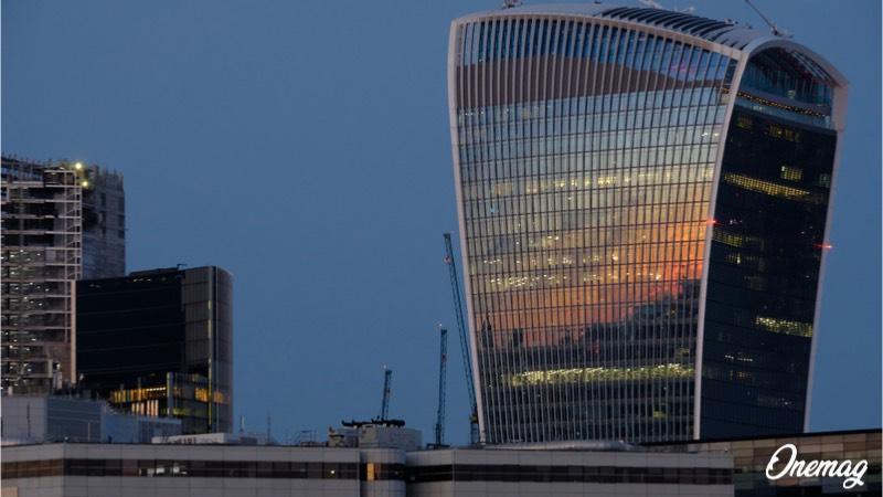 La torre Walkie Talkie a Londra