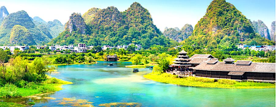 Le città romantiche della Cina, Yangshuo