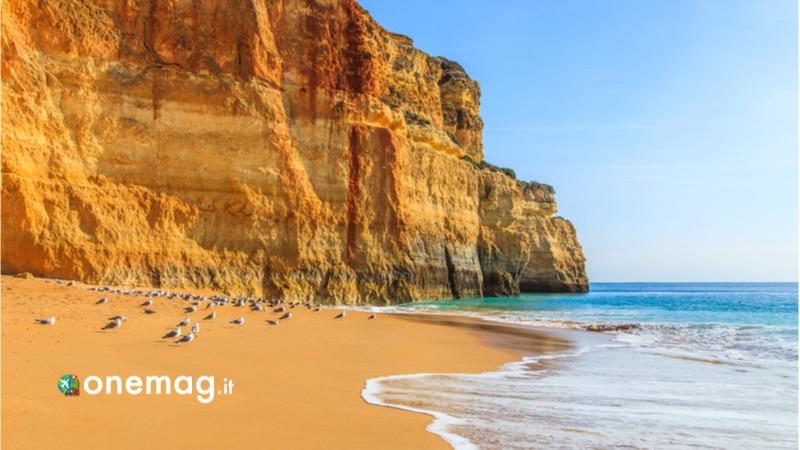 Praia De Marinha, Portogallo