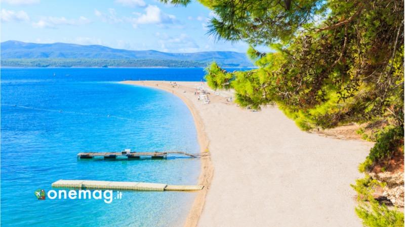 Zlatni Rat Beach, Croazia