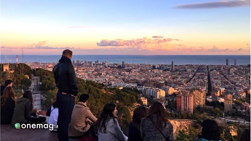 Cosa vedere a Barcellona, Bunker Del Carmel